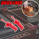 50% OFF TODAY ONLY - Brick Liner Clamps Runner