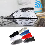 (Hot Selling!)Antenna universale per auto,Car Shark Fin Radio Antenna Special Car Accessories