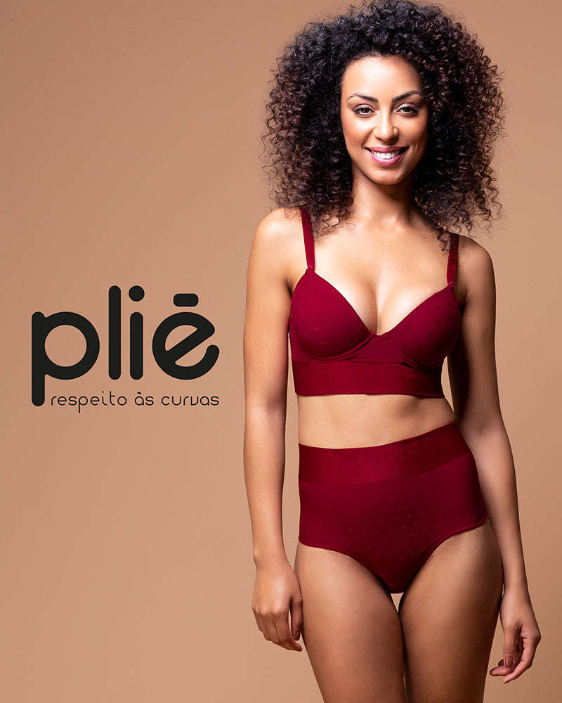 60152 - Sutiã - Shape & Shine Beauty Bra PLIÉ LINGERIE