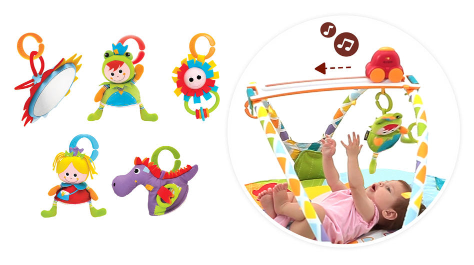 Gymotion® Activity Playland™