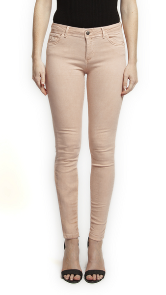 Dex Skinny Jeggings - Pink Orchid