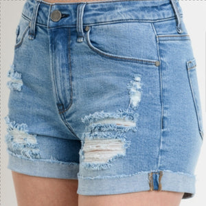 Diana Denim shorts