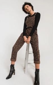 Leopard Lover Overalls