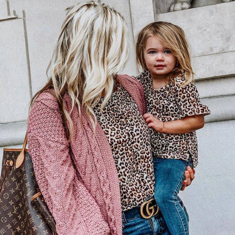 Mommy & Mini Savannah set