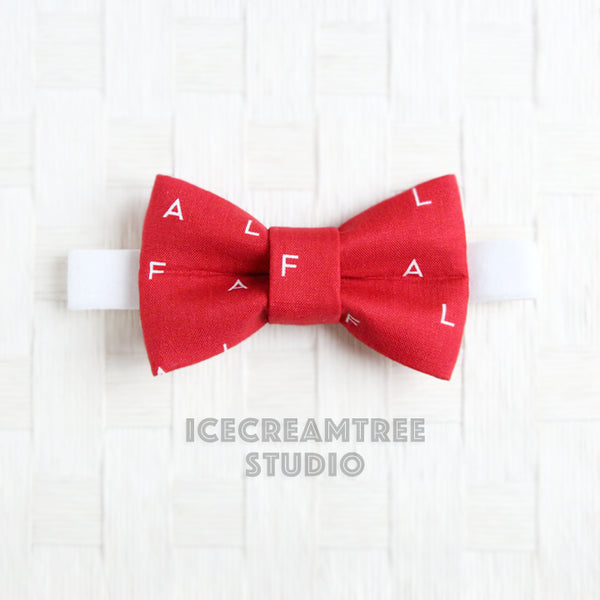 Red FALALA Bow Tie - Pet Bow Tie