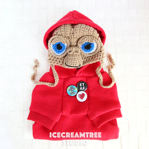 ET Look Outfit Set - Pet Costume Set