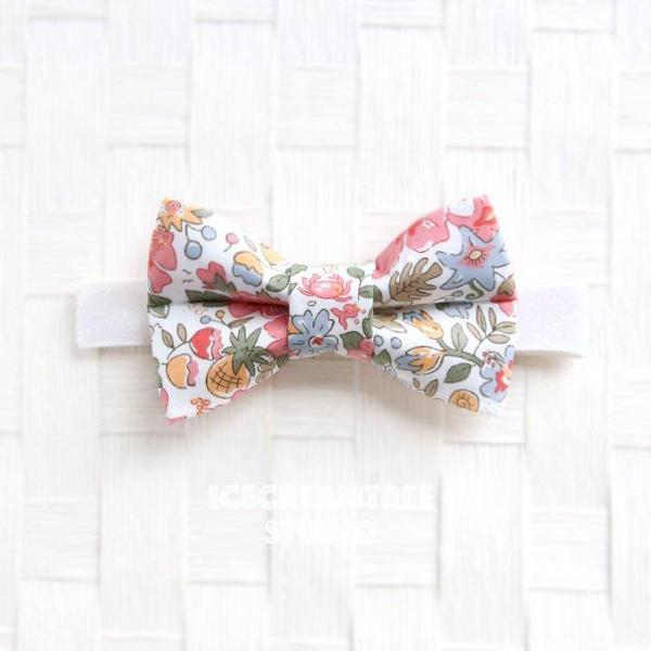 Liberty London Aloha Betsy Bow Tie - Pet Bow Tie
