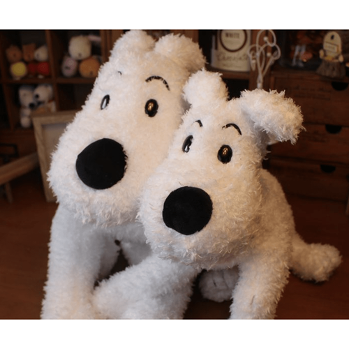 Snowy Plush Soft Toy