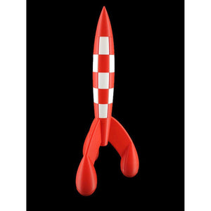 Tintin Rocket Ship 12""