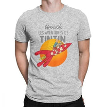 Load image into Gallery viewer, Les Aventures de Tintin - Soft 100% Cotton Tee