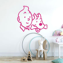 Load image into Gallery viewer, Cute Wall Decal Sticker