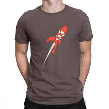 Load image into Gallery viewer, Destination Moon Rocket - Soft 100% Cotton