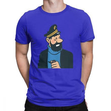 Load image into Gallery viewer, Awesome Captain Haddock - Soft 100% Cotton Tee