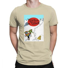 Load image into Gallery viewer, Tintin In Tibet - Soft 100% Cotton Tee