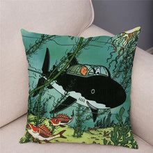 Load image into Gallery viewer, Super Soft Plush Cushion Cover (26 Prints)