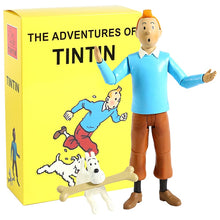 Load image into Gallery viewer, Beautiful Tintin & Snowy Figurine