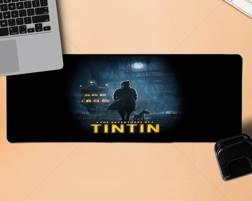 Adventures of Tintin Movie - Non-Slip Rubber Keyboard Pad (2 Sizes)