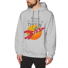 Load image into Gallery viewer, Les Adventures De Tintin - Ultra Soft Hoodie