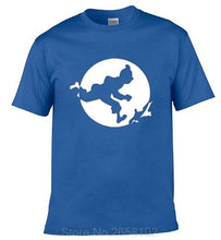 Load image into Gallery viewer, Tintin Caricature - Soft 100% Cotton Tee