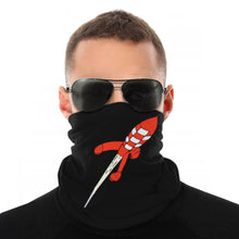 Load image into Gallery viewer, Tintin Rocket - Balaclava Windproof Face Scarf