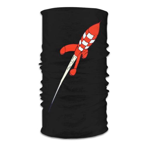 Tintin Rocket - Balaclava Windproof Face Scarf