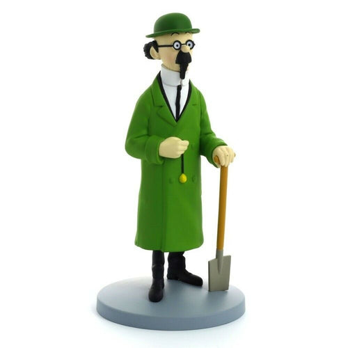 Professor Calculus Collectible Figure