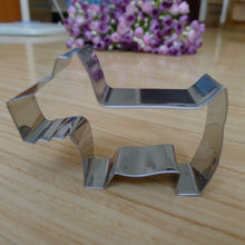 Load image into Gallery viewer, Snowy Stainless Steel Cookie Mold Cookie Cutter