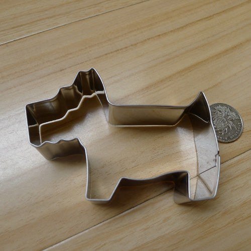 Snowy Stainless Steel Cookie Mold Cookie Cutter