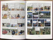 Load image into Gallery viewer, Tintin Hardcover Boxed Book Set