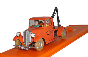 Tintin Luxor Tow Truck - Special Collectors Edition
