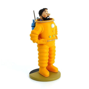 Captain Haddock Spacesuit - Stunning Collectible Model