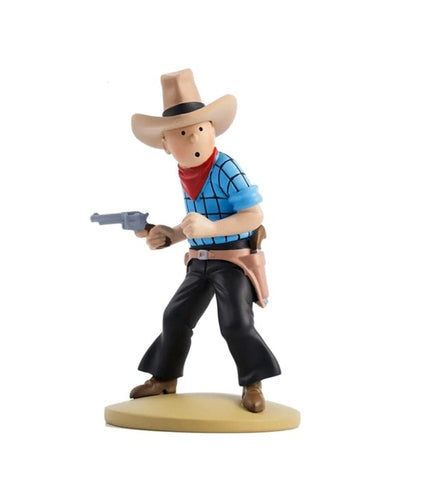 Tintin In America - Stunning Collectible Model