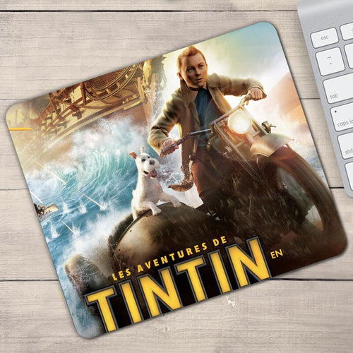Les Aventures Movie - Anti-Slip Rubber Gaming Mouse Pad (2 Sizes)