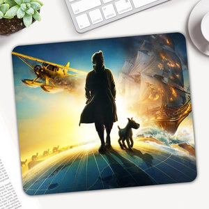 The Adventures of Tintin - Anti-Slip Rubber Mouse Pad (3 Sizes)