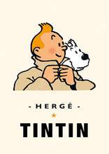 Load image into Gallery viewer, The Adventures of Tintin Comic Wall Posters
