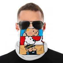 Load image into Gallery viewer, Tintin Snowy Haddock - Balaclava Windproof Face Scarf