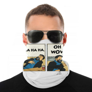 Captain Haddock - Balaclava Windproof Face Scarf