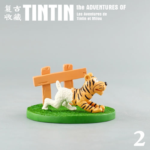 Snowy Tiger - Stunning Collectible Model