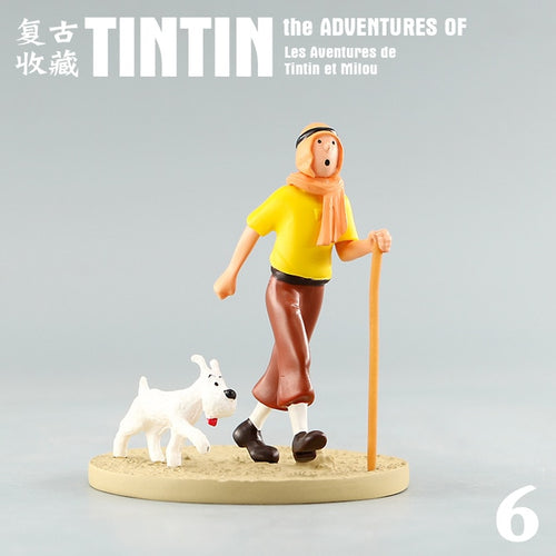 Tintin & Snowy - The Crab With The Golden Claws