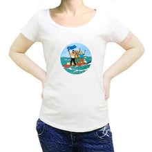 Load image into Gallery viewer, The Red Sea Sharks - Soft 100% Cotton Tee