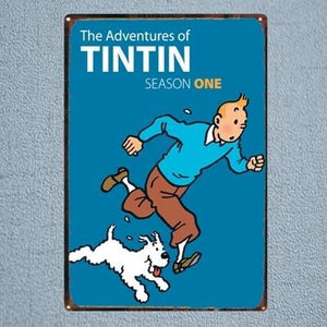 Tintin Season One