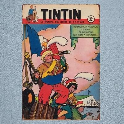 Tintin Le Journal