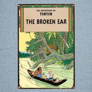 The Broken Ear