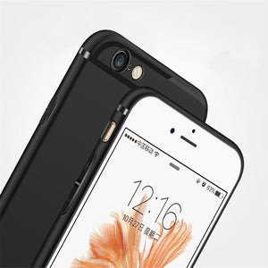 Matte Soft Shell Cover - iPhone/Samsung