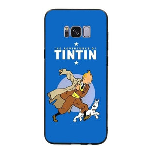 Anti-knock Dirt-resistant Soft Samsung Phone Case