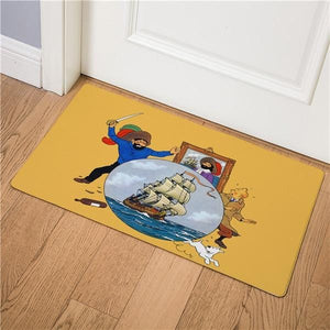 Gorilla Grip Durable Floormat (24 Prints)