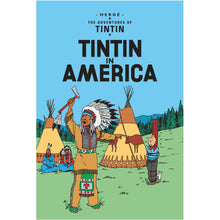 Load image into Gallery viewer, Tintin In America