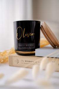 Signature Candle - Black