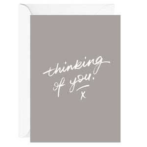 Thinking of you – Greeting Card