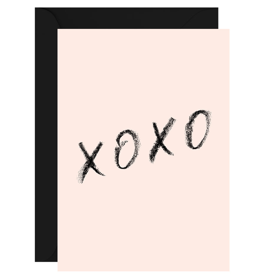 XOXO – Greeting Card